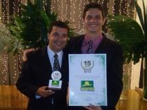 Obrigado a todos que elegeram a Conquista FM como a rádio mais lembrada de Ribeirão!